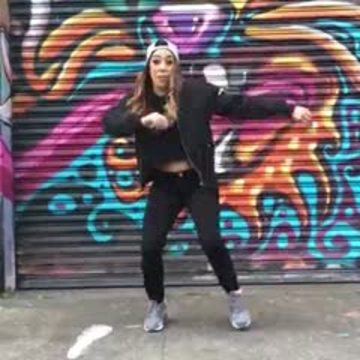 One, Two Step dance moves - Ciara ft  Missy Elliott | danced